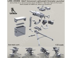 LRE35069 Mk47 Advanced Lightweight Grenade Launcher [ALGL]
