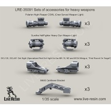 LRE35091 Set of accessories for heavy weapons