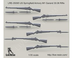 LRE35095 US Springfield Armory M1 Garand 30.06 Rifle