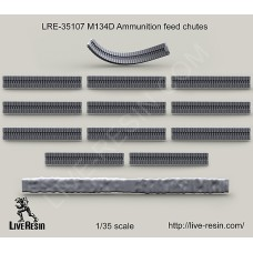 LRE35107 M134D Ammunition feed chutes