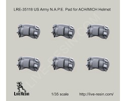 LRE35118 US Army N.A.P.E. Pad for ACH/MICH Helmet