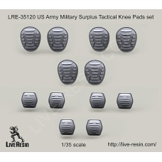LRE35120 US Army Military Surplus Tactical Knee & Elbow Pads set