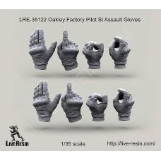 LRE35122 Oakley Factory Pilot SI Assault Gloves