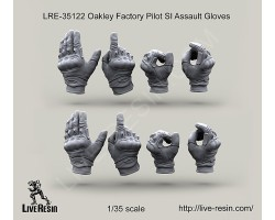 LRE35122 Oakley Factory Pilot SI Assault Gloves