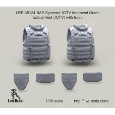 LRE35124 BAE Systems' IOTV Improved Outer Tactical Vest (IOTV) with torso
