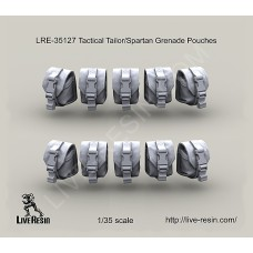 LRE35127 Tactical Tailor/Spartan Grenade Pouches