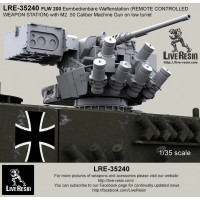 LRE35240 FLW 200 Eernbedienbare Waffenstation (REMOTE CONTROLLED WEAPON STATION)