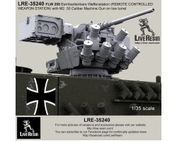 LRE35240 FLW 200 Eernbedienbare Waffenstation (REMOTE CONTROLLED WEAPON STATION)