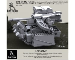 LRE35242 FLW200 Eernbedienbare Waffenstation (REMOTE CONTROLLED WEAPON STATION)