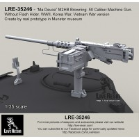 LRE35246 M2HB Browning .50 Calibre Machine Gun TANK version