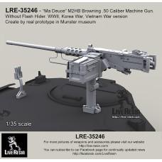 LRE35246 M2HB Browning .50 Calibre Machine Gun TANK version