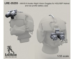 LRE35255 ANVIS-9 Aviator Night Vision Goggles for HGU/56P Helmet