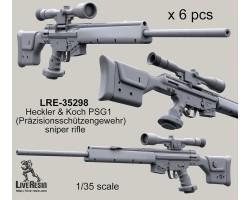LRE35298 Heckler & Koch PSG1 (Präzisionsschützengewehr) sniper rifle