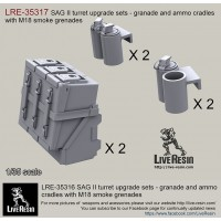 LRE35317 SAG turret type II upgrade sets