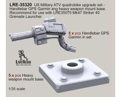 LRE35320 US Military ATV quad bike upgrade set