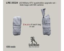 Live Resin 135 Salomon Quest 4D 2 GTX Boots set (3 x cut