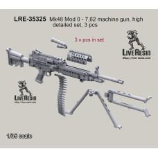LRE35325 Mk48 Mod 0, 7.62 machine gun