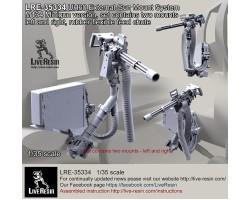 LRE35334 HH-60G External Gun Mount System M134 Minigun version