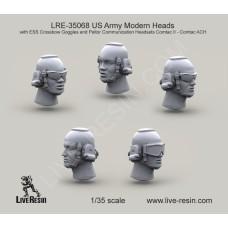 LRE35068 US Army Modern Heads