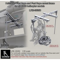 LRE35350 Helicopter Fast Rope and Fast Rope mount frame