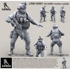 LRM35001 US ARMY Modern Soldier