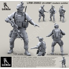 LRM35002 US ARMY Modern Soldier