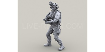 Live-Resin 1/35th  Figures