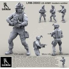 LRM35003 US ARMY Modern Soldier