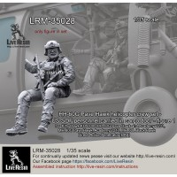 LRM35028 HH-60G Pave Hawk helicopter - SOF personnel figure 1