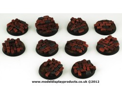 25mm Sci-fi Block Paving Bases