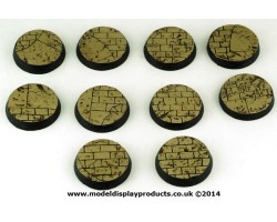 25mm Sci-fi Regal Stone Bases