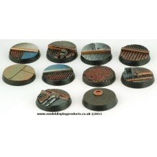 25mm Sci-fi Tech/Star Ship Deck Bases