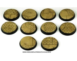 32mm Sci-fi Regal Stone Bases