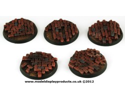 40mm Sci-fi Block Paving Bases