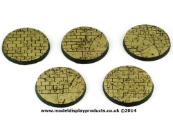 40mm Sci-fi Regal Stone Bases