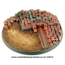 60mm Sci-fi Block Paving Base