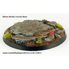 60mm Sci-fi Rocky Terrain base
