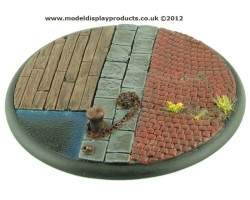 120mm Dockside Base