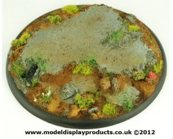 120mm Rocky Terrain Base