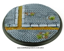 120mm Sewer/Cobblestone Base