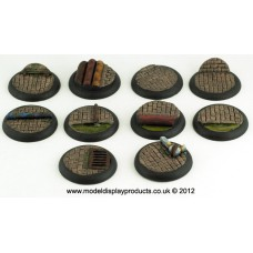 30mm Sewer Bases