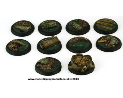 30mm Swamp/Marsh Bases