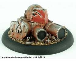 40mm Steam Punk Wreckage