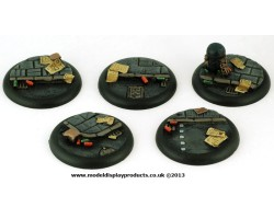 40mm Gothic Street Bases