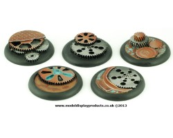 40mm Gears & Cogs Bases