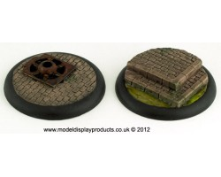 50mm Sewer Bases