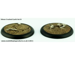 50mm Cracked Earth (Set B)
