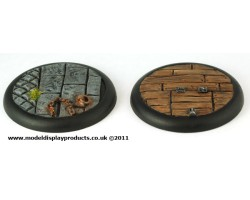 50mm Dock/Quayside Round Lip Bases