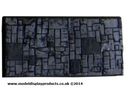 50mm x 100mm Oblong Slate/Paving Terrain Base