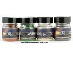 Pro Pigment Weathering Powder Set 2